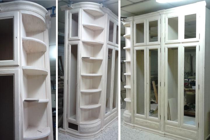 Muebles A Medida De Madera Sonseca Toledo